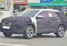 Fourth-Generation Hyundai Tucson