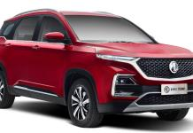 MG Hector Sales in December 2019: 3,021 Units Sold!