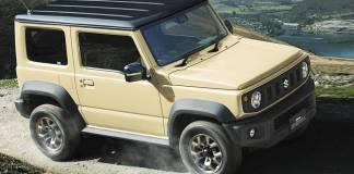 Maruti Jimny to be at autoexpo 2020 | credits-news@MAxAbout