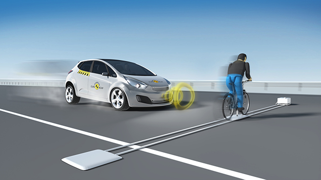 AEB Cyclist | Euro NCAP
