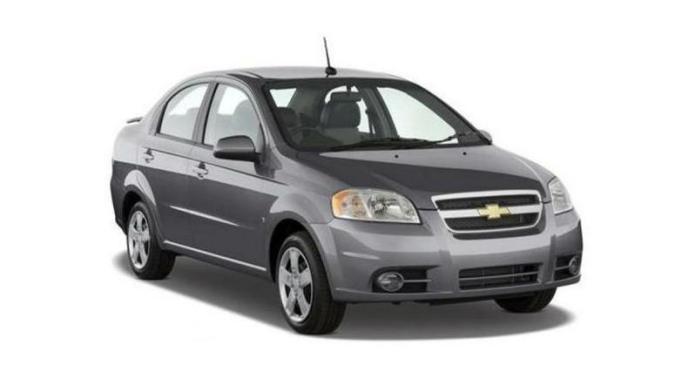 Chevrolet Aveo | Credits- CarTrade
