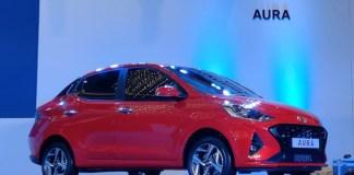 Hyundai Aura 2020