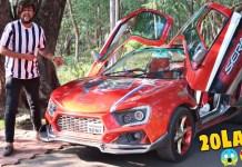 Ferrari 448 spider in India