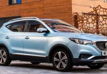 MG ZS EV all set for launch