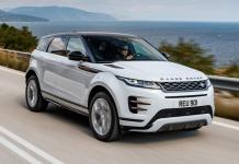 Range Rover Evoque To Launch In India on January 30th