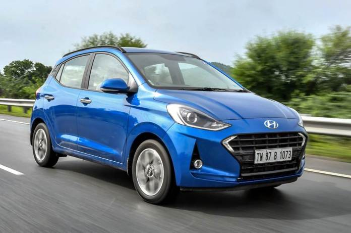 BS6 Hyundai Grand i10 Nios Loses Some Features; Gets 4 Engine Options.