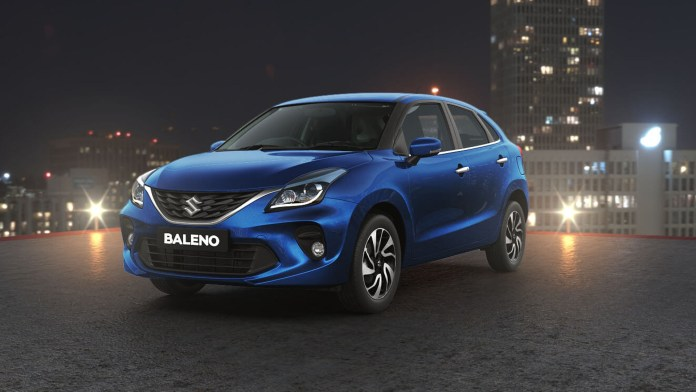 Baleno | 2nd Position | Car sales report January 2020