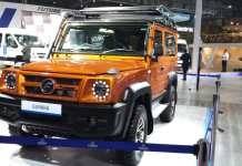 Force Gurkha Customised Unveiled: Auto Expo 2020 Day 1