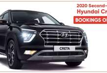 Second-Gen 2020 Hyundai Creta Bookings Open Unofficially!
