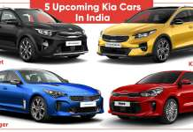 5 Upcoming Kia Cars In India