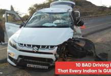 10 BAD Driving Habits That Every Indian Is GUILTY of