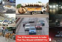 The 10 Road Hazards In India that you should LOOKOUT for!