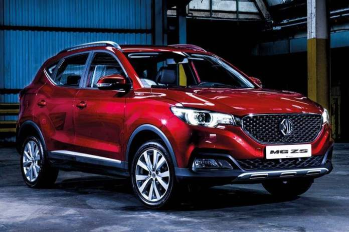 MG Motors to launch the ZS petrol in India