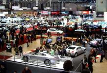 Geneva Motor Show Cancelled