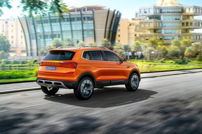 Volkswagen-Skoda To Launch Hatchs and Compact SUVs by 2022 in India