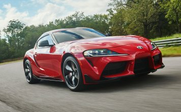 Toyota Might Just Launch The Supra In India. Gazoo Racing Supra Maybe?