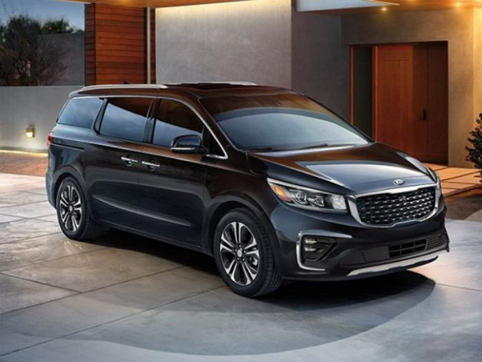 Kia Carnival | Cars at Auto Expo 2020