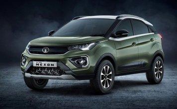 Tata Nexon Facelift BS6