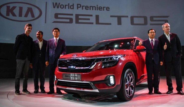 Kia Seltos Mid sized SUV segment leader