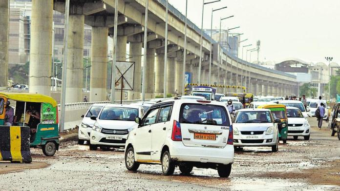 Road Hazards on Indian Roads
