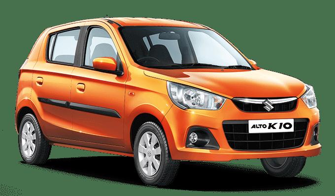 Maruti Suzuki Alto K10 | Maruti Suzuki BS4 Offers