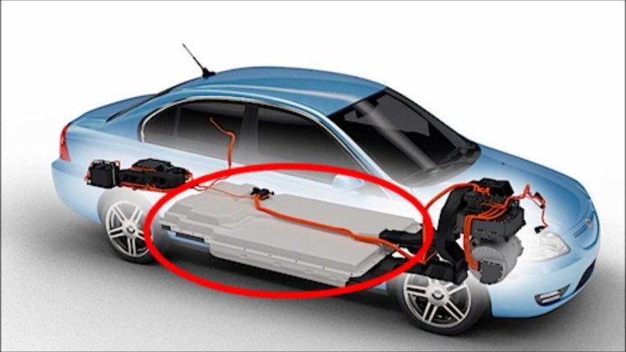 Electrical Vehicle Working