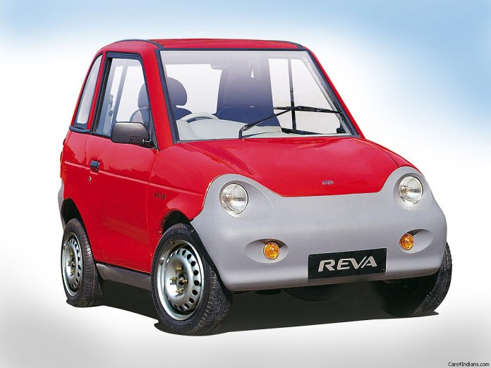 Reva I | India's First Electric Car