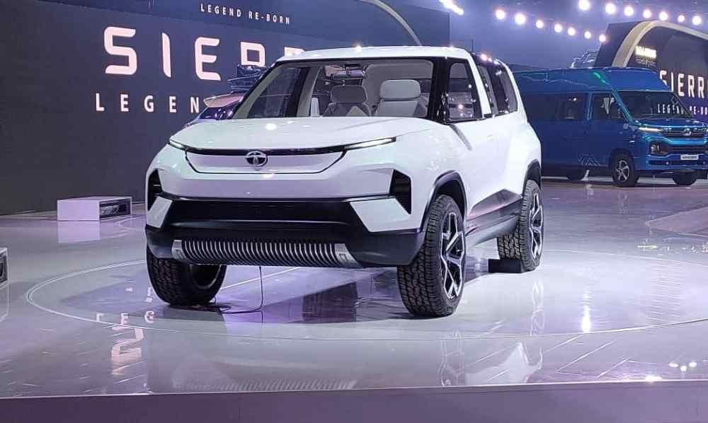 Image result for tata sierra 2020