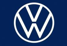 Volkswagen India New Logo