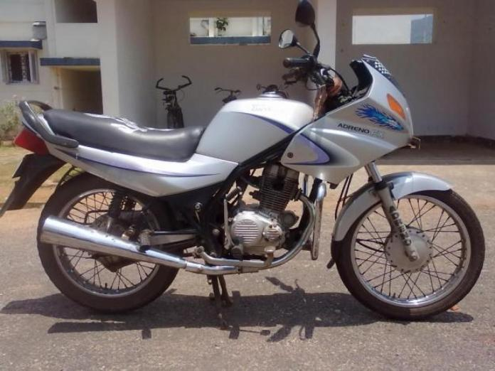 LML Adreno   Forgotten Bikes In India
