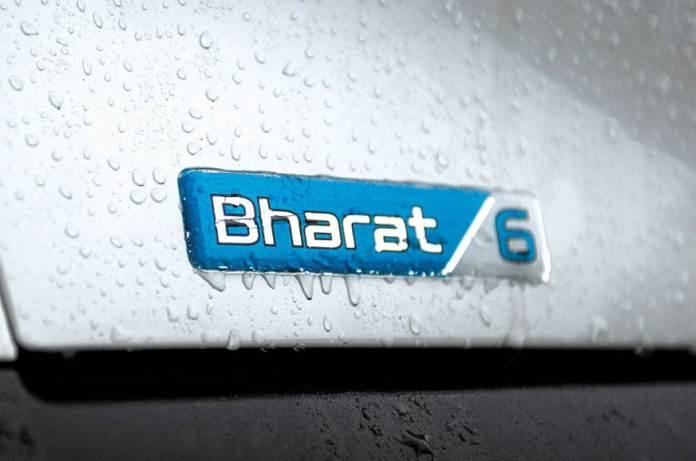 BS6 Bharat Stage 6
