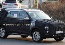 7 Seater Hyundai Creta spotted