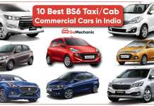 10 Best BS6 Taxi/Cab/Commercial Cars in India