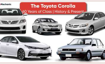 The Toyota Corolla 60: Years of Class | History & Present