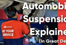 Automobile Suspension (Car Suspension) Explained