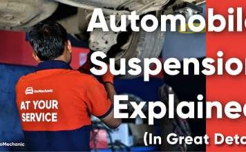 Automobile Suspension (Car Suspension) Explained