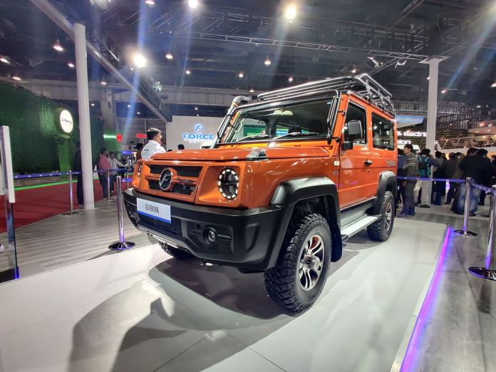 All-New Force Gurkha 2020 to launch by mid-2020