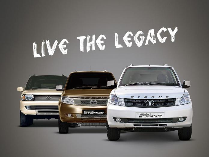 Tata Safari | Made-in India Cars
