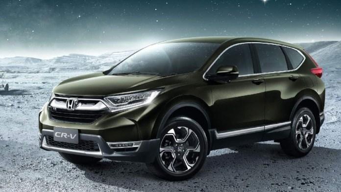 Honda CR-V | Top BS4 SUV Discounts