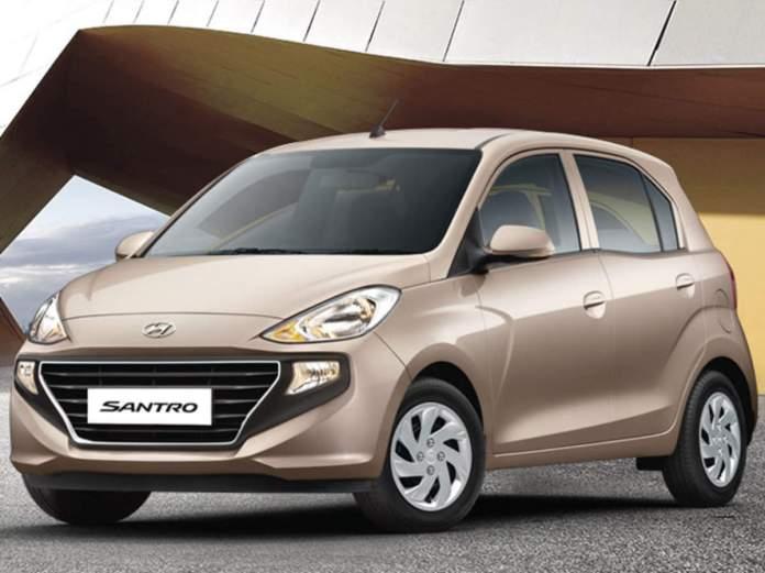 Hyundai Santro | BS6 Cars from Hyundai
