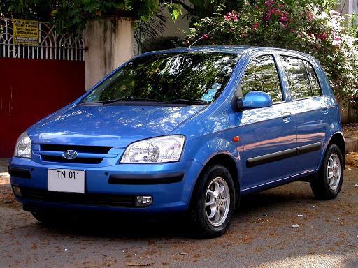 Hyundai Getz | Forgotten Hyundai Cars In India