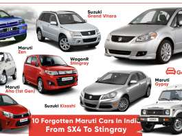 10 Forgotten Maruti Suzuki Cars In India pt2