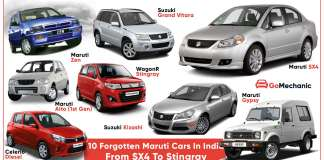 10 Forgotten Maruti Suzuki Cars In India pt2