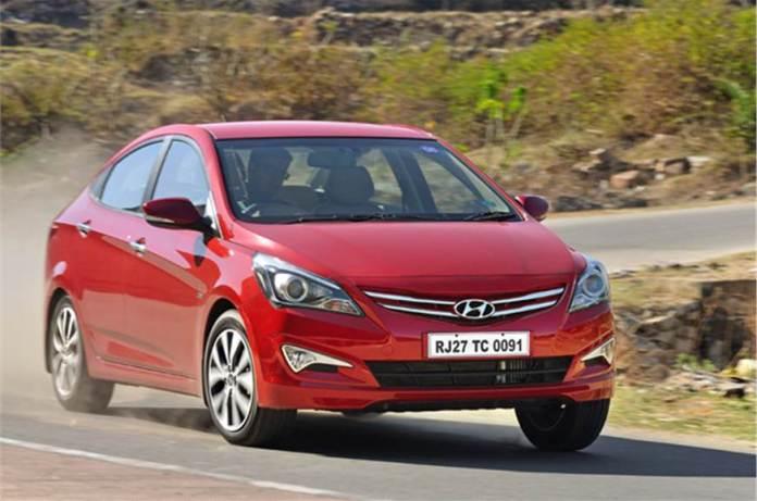 Hyundai Verna 2015 | Credits: Autocar
