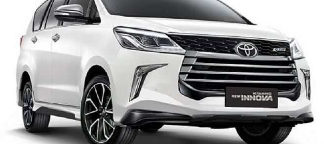 2020 Toyota Innova Facelift- 5 IMPORTANT things about the car