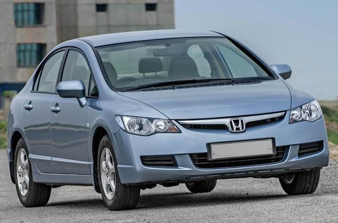 2006 Honda Civic | India