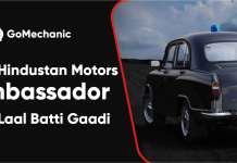 HM Ambassador: India's Very Own Lal Batti Wali Gaadi