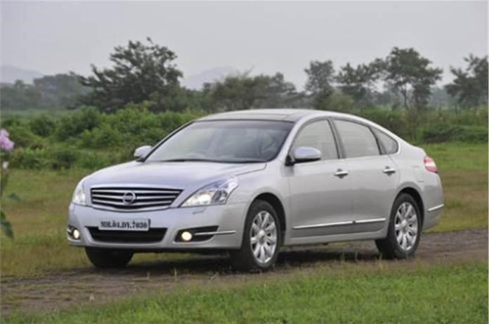 Nissan Teana | Credits: AutoCar