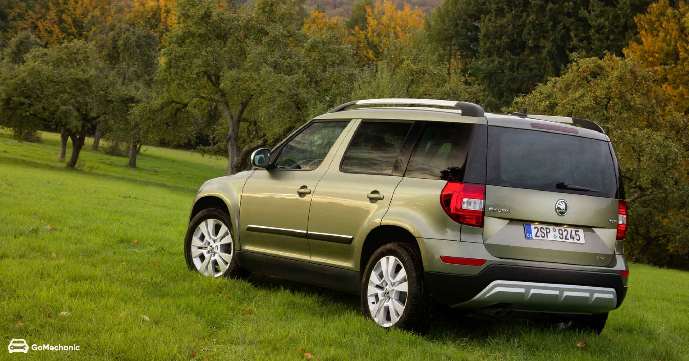 2020 Skoda Yeti Review and Release date
