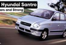 The Hyundai Santro 22 Years and Strong